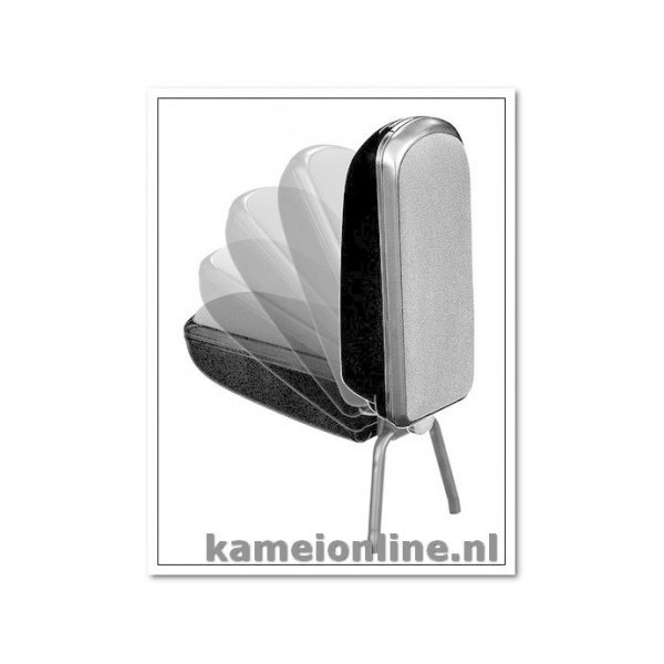 Armsteun Kamei Volkswagen Golf Plus (1KP) Leer premium zwart 2005-2013