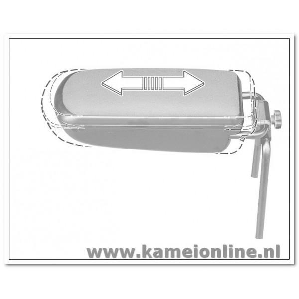 VW Passat B5 Frontmasker chroom