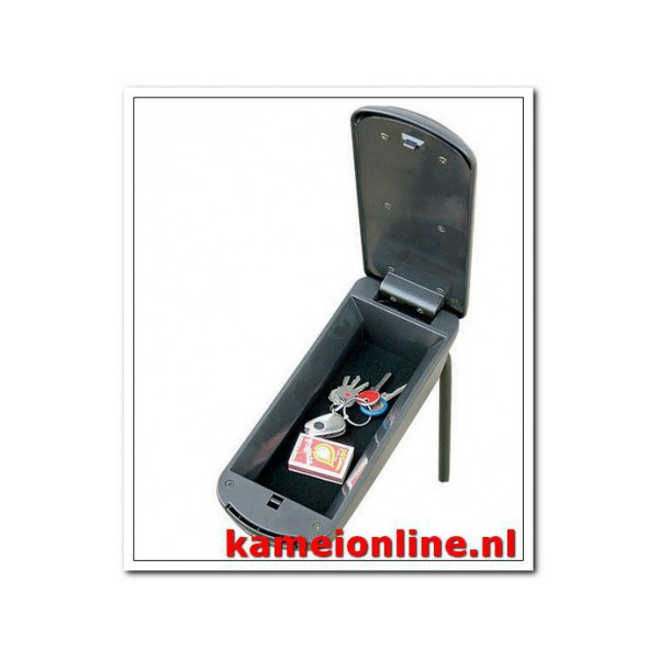 Armsteun Kamei Skoda Fabia type 1 (6Y) Stof premium grijs 2000-2007