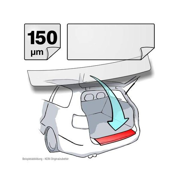 Sonniboy Ford Focus Sedan 2011-2018 (alleen achterdeuren) autozonwering