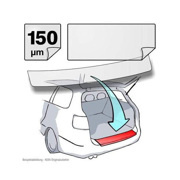 Sonniboy Volkswagen Touareg 2003-2010 (alleen achterdeuren) autozonwering