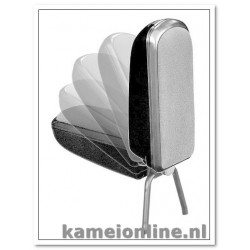 Armsteun Kamei Volkswagen Polo (6N/6N2) stof Premium zwart 1995-2001
